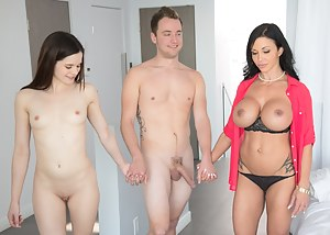 Free MILF FFM Porn Pictures